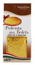 8 Polenta aux bolets paquet 250g
