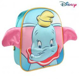 1 Dumbo Sac à dos relief 3D - 30x25 Cod. 072781