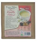25 Flan vanille naturel sachet 50g