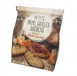 15 Petits pains grillés suédois Paquet 225g