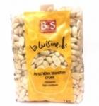 9 Arachides blanches crues décortiquées pqt 1kg B&S