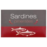54 Sardines pimentées Maroc conserve 125g