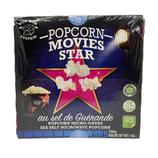 18 Pop corn salé micro-ondes PAV boîte 100g