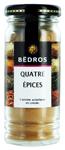 6 Quatre épices flacon 45g Bedros