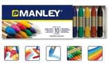 10 cires molles Manley Cod. 146086