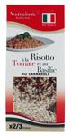 8 Risotto tomate - basilic boîte 250g