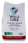 12 Café grains BIO Honduras-Tanzanie paquet 500g