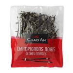 50 Champignons noirs séchés émincés pqt 80g Chao'an
