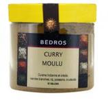 14 Curry moulu pot 85g Bedros