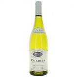 6 Vin blanc Chablis AOC bouteille 75cl
