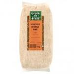 12 Semoule d'orge fine paquet 1kg Grain de Frais