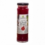 10 Coulis de 4 fruits rouges bocal 156ml