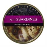12 Petites sardines à la provençale conserve 120g