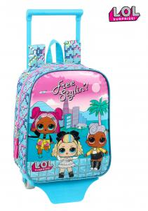 1 LOL Surprise Sac à dos trolley 22x28x10 Cod. 072862