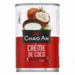 24 Crème de coco boîte 400ml Chao'an