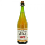 6 Cidre fermier doux bouteille verre 75CL - France