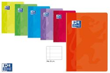 10 Cahiers Oxford A5 - 48 feuilles rayées Cod. 099025