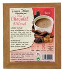 25 Flan chocolat naturel sachet 50g
