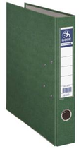 1 Classeur feuille dos 4 cm vert Cod. 015017