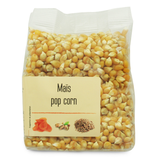 Maïs pop corn France paquet 300g