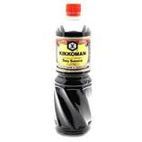 6 Sauce Soja bouteille 1l Kikkoman