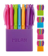 24 Stylos Milán Touch Colours Cod. 041064