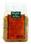12 Couscous aux épices pqt 400g Grain de Frais