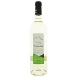 6 Vin blanc Cévennes Sauvignon IGP bouteille 75cl