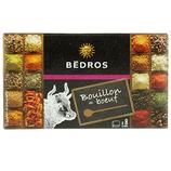 12 Bouillon de boeuf paquet 80g Bedros
