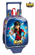 1 Zak Storm Sac à dos avec trolley 28x22x10 Cod. 072714
