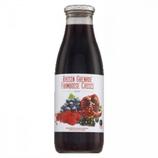 6 Boisson Grenade raisin framboise cassis btl 75cl