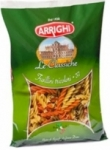 20 Pâtes italiennes tricolores Fusillini 37 pqt 500g