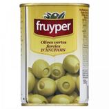 24 Olives farcies aux anchois boîte 130g