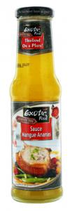 6 Sauce Ananas-Mangue bouteille 250ml Exotic Food