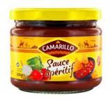 12 Sauce apéritif piquante bocal 315g Camarillo