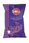 24 Chips bleues vitelotte paquet 100g Sibell