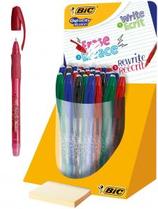 28 stylos Bic effaçable Gelocity couleur Cod. 034044