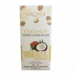 12 Chocolat blanc coco tablette 100g