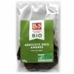 20 Abricots secs ambrés BIO paquet 250g B&S