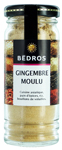 6 Gingembre moulu flacon 40g Bedros