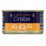24 Crabe chair & pattes conserve 121g