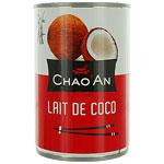 24 Lait de coco boîte 400ml Chao'an