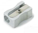 24 taille-crayons métal carrés Cod. 004187