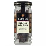6 Badiane anis étoilé flacon 15g Bedros