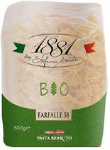 20 Pâtes italiennes Farfalle BIO n°58 pqt 500g 1881