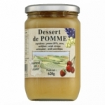 12 Dessert de pomme Origine France  bocal 620g - France