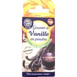 5 Gousses de vanille en poudre pqt 3g Sainte Lucie