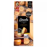 6 Biscuits au gouda crumble boîte 75g