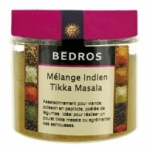 14 Mélange indien Tikka Massala pot 75g Bedros