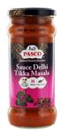 6 Sauce indienne Delhi Tikka Masala pot 350g Pasco